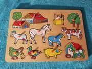 Holzpuzzle Baby Kleinkinder