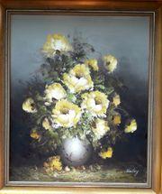 Originalgemälde Blumenbild von Domberg
