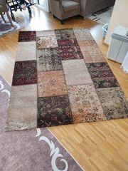 zwei mal Teppich