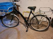 Neuwertiges Fahrrad für Postzustellung