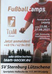 Fußball Camp vom 23 08