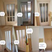 diverse Innentüren aus Holz