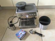 Siebträger Espressomaschine Gastroback