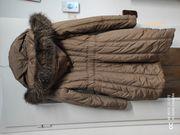 Schöner brauner Mantel von MEXX
