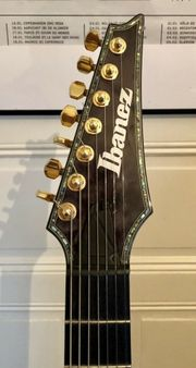 Ibanez 7 String