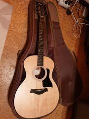 Biete meine Taylor Gitarre 114