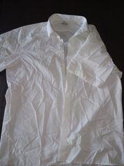 Weißes Hemd Gr XXL 45