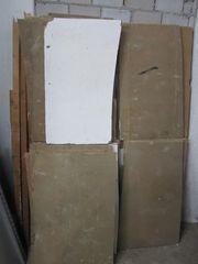40 x Spanplatte Pressspanplatte Holzplatte