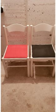 Küchenstühle Holz - REDUZIERT -