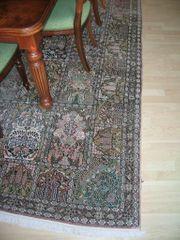 Seidenteppich Kaschmir-Seide aus Indien