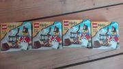 4 LEGO Soldaten zur Pirates