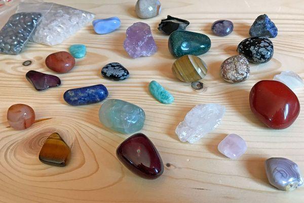 Edelsteine Heilsteine Mineralien