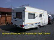 Bürstner Ventana 440 TS Neueres