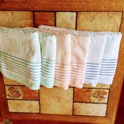 Schöne Handtücher zu verkaufen