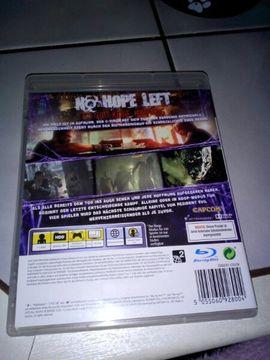 PlayStation 3 - PS3 Spiel Resident Evil