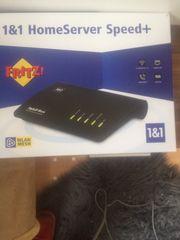 Fritzbox 7590 homeserver Speed plus