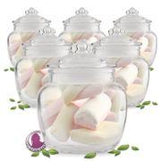 Marmeladegläser für den Frühstückstisch - Obstzeit