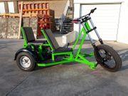 Mini Trike Eigenbau 1 0