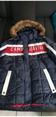 Verkaufe neue camp David Winterjacke