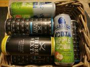 Tausche Kiste voller Mixgetränke