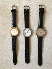 Mitgliedschaft IGBCE Uhren 3 Stück