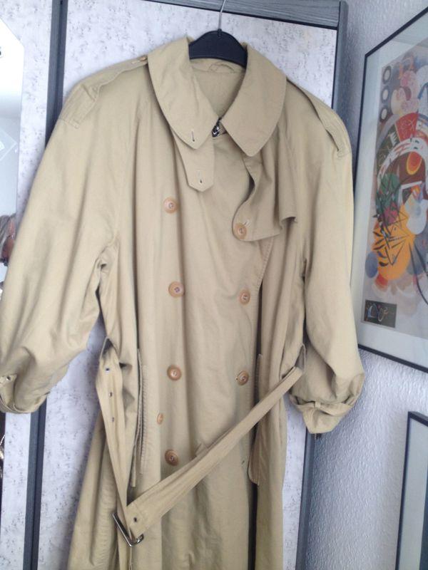Mantel aufwendig verarbeitet Marke Steinbock