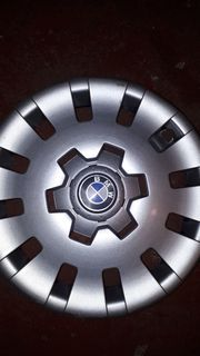 4x Radkapen BMW 15
