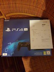 Playstation 4 Pro 1TB neu