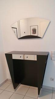 Design Kommode schwarz von Schönbuch