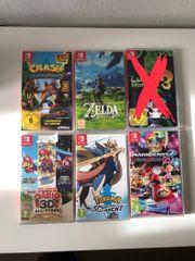 Nintendo Switch Spiele OVP ZELDA