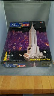 MB Puzzle 3D Empire State