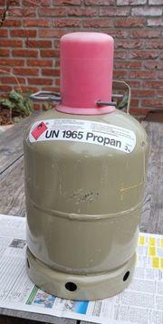 Propangasflasche grau 3 kg leer