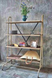 Vintage Industrieregal- worksberlin