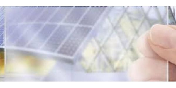 Angebot läuft aus Solar ESG -