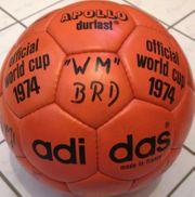 Fussball WM 1974 Deutschland Apollo