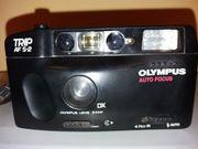 OLYMPUS Auto Focus Fotokamera