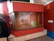 Terrarium aus Holz für Nager