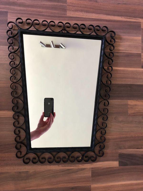 Schmiedeeisen Spiegel