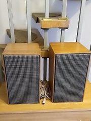 Grundig 2 Wege Lautsprecher Vintage