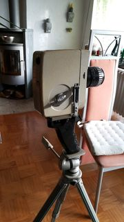 FLIM KAMERA Super 8 MECHANISCH