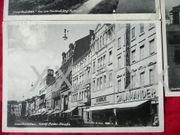3 alte Postkarten von Saarbrücken