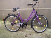 Damenfahrrad Fahrrad 28 Zoll 7-Gang