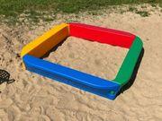 Sandkasten von Big Neuwertig
