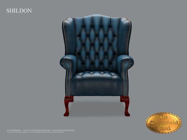Neue verschiedene Chesterfield Sessel