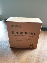 BINOCULARS BRIGENIUS NEU