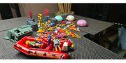 Playmobil Wasserboot und Unterwasser Artikel