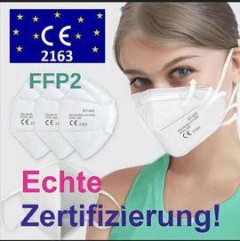 *50 zertifizierte FFP2 MASKEN