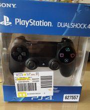 PlayStation 4 Controller neu