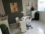 Kosmetikstudio mit 3 Räumen zum