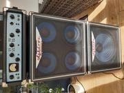 Ashdown EVOII 300 Bassverstärker